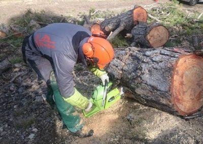 Trabajos verticales en Cuenca